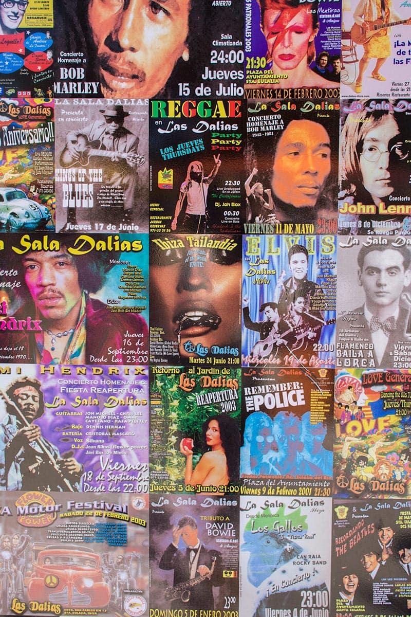 Hippiemarkt Las Dalias Ibiza