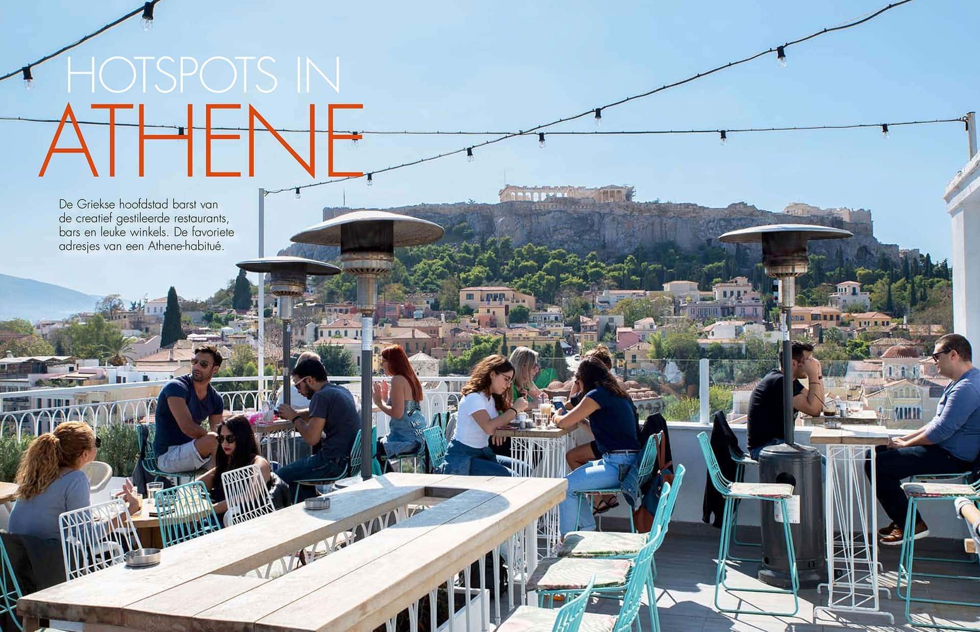 Reisreportage Griekenland Athene