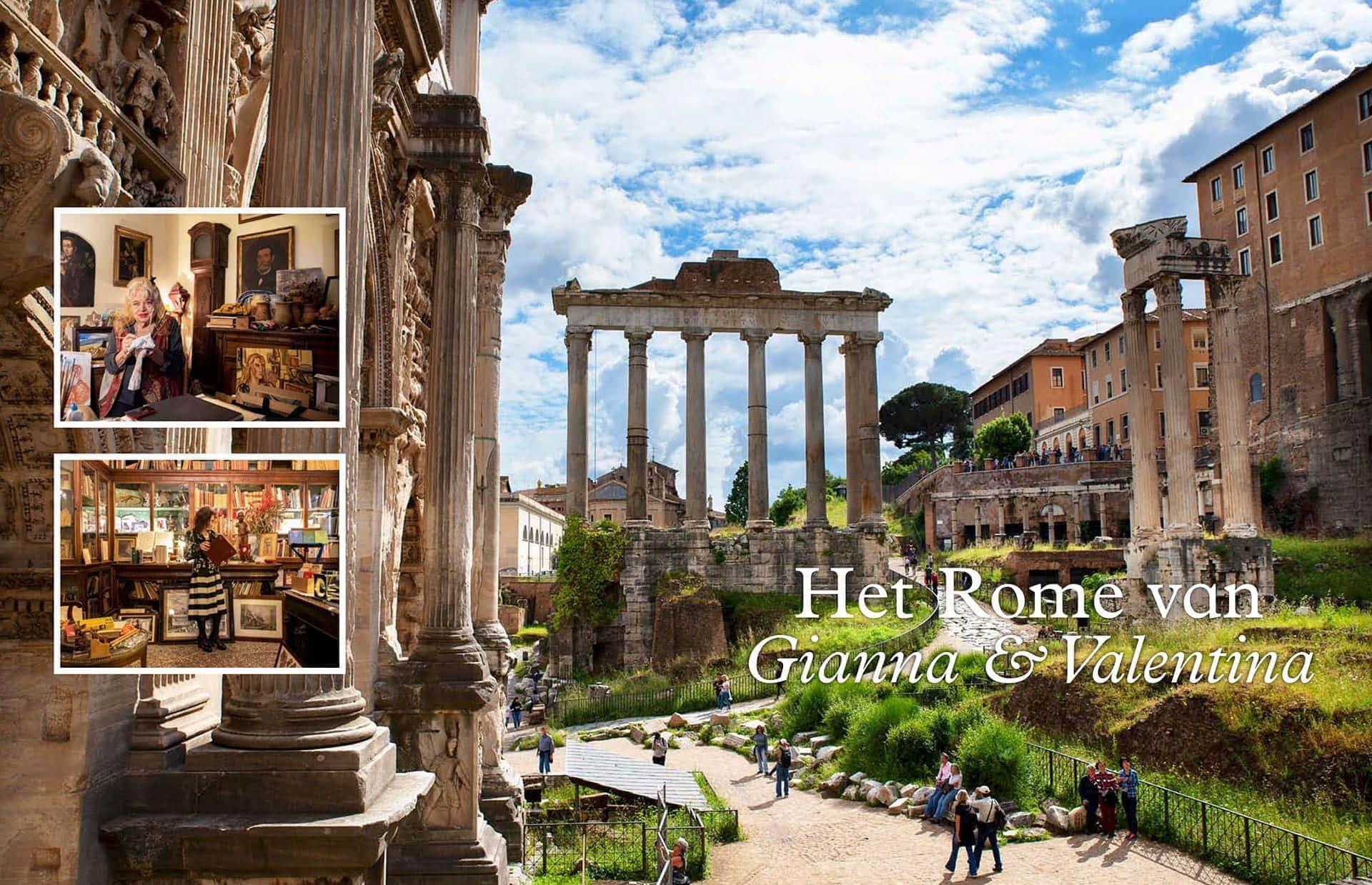 Reisreportage Italië Rome