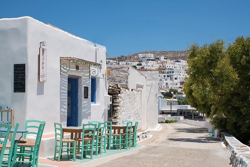 Amorgos Griekenland Cycladen